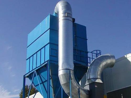 HMC型脉冲单机布袋除尘器