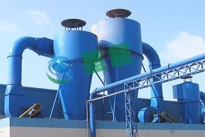 XLP-B型旋风除尘器